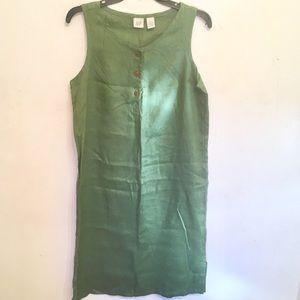GAP | Women's Olive Green Maxi Dress 👗
